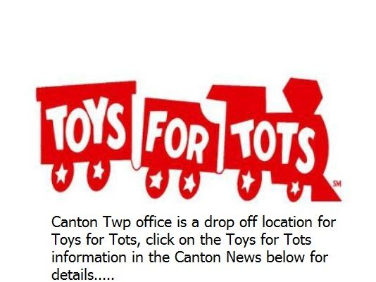 Toys For Tots Pickup : Canton township pa official website